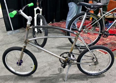 oregon handmade bicycle show vulture cycles mini
