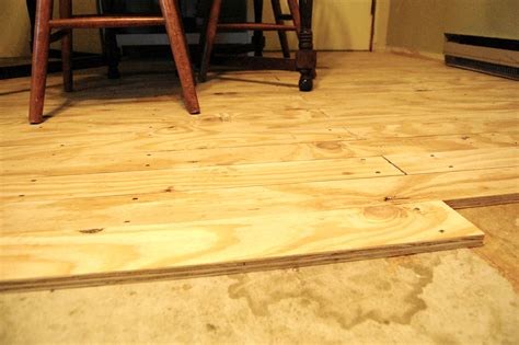 country floor plywood flooring faded country