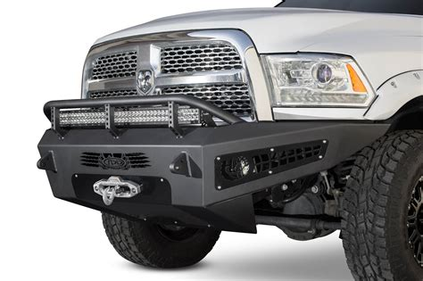 dodge ram hd front bumpers  add offroad