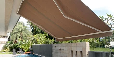 awning retractable awning malaysia indonesia  singapore