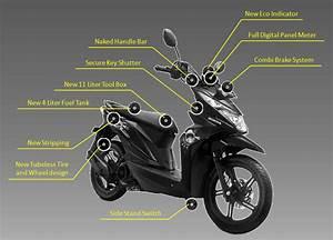 Hasil Uji Honda Beat Street  1 Liter Bahan Bakar Sanggup