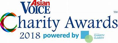 Charity Awards Asian Voice Award Gha Shortlisted