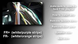Stereo Wiring Diagram Ford F150 2015 And Up