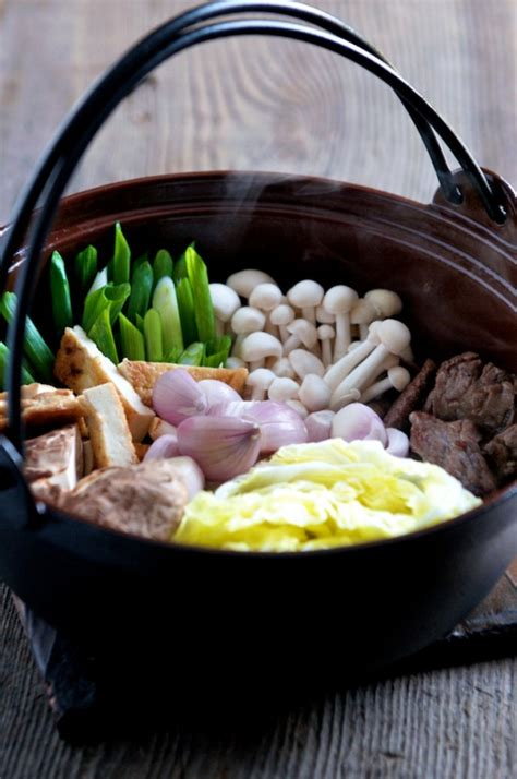 beef sukiyaki recipe japanese pot