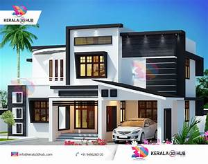 Kerala House 3d Elevation Design