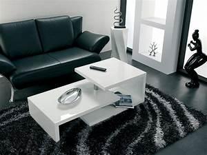 Bien Choisir Une Table Basse Pour Son Salon