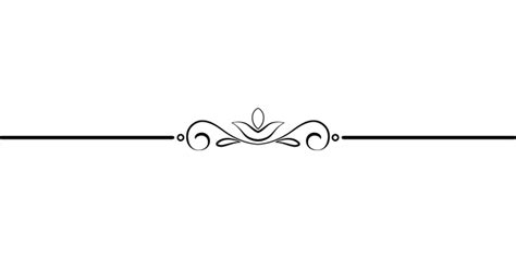 png divider lines transparent divider lines png images - Decorative Divider Lines