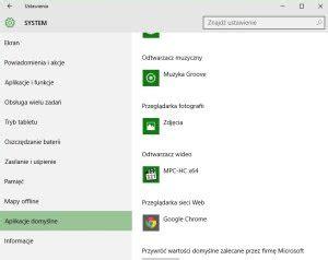 windows 10 jak zmienić domyślną aplikację do odtwarzania multimedi 243 w