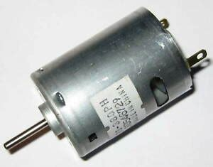 Motor Electric 380 by Mabuchi Rs 380 Motor 12v Great For R C Applications Ebay
