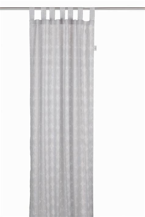 vorhang tom tailor dot pattern mit schlaufen  stueck