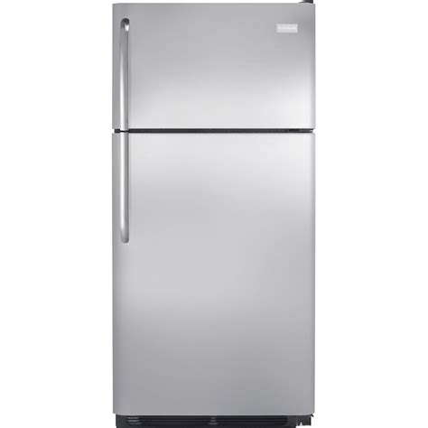 bathroom trim ideas shop frigidaire 18 cu ft top freezer refrigerator