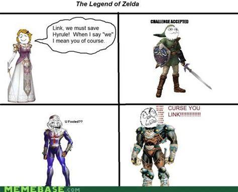 Legend Of Zelda Memes - zelda meme