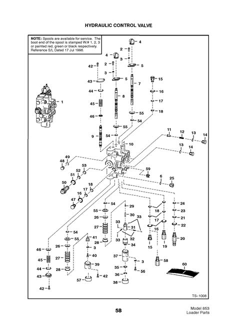 763 Bobcat Hydraulic Diagram by Bobcat Hydraulic Schematic Wiring Library