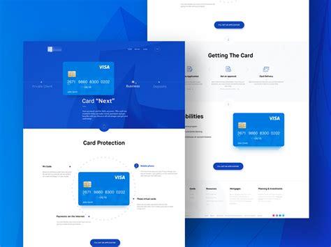 web ui ux design  behance