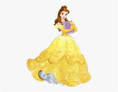 Belle Clipart Princess Clip Bell Disney Library