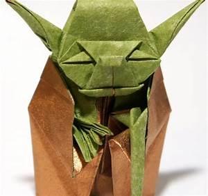 Origami Yoda 88 Awesome DIY Stocking Stuffers POPSUGAR