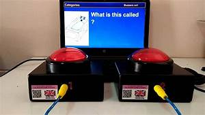 esl buzzer game systems working with game show presenter ...