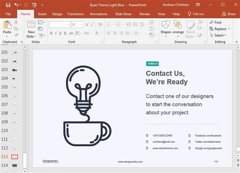 How To Customize A Powerpoint Template by How To Quickly Customize A Powerpoint Template Design