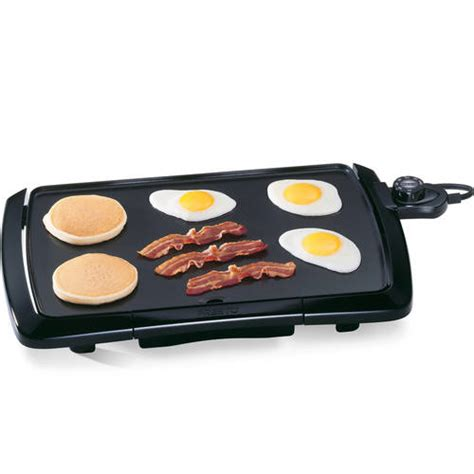 electric griddle walmart presto cool touch electric griddle walmart com