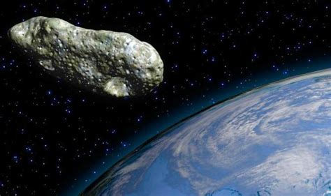 260ft Asteroid On Earth Approach