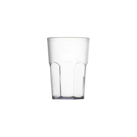 Bicchieri Polipropilene by Bicchiere Polipropilene Granity Ghiaccio 40 Cl 173650