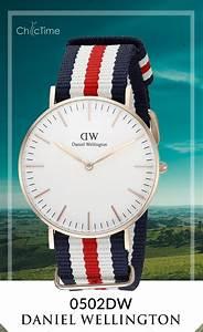 Bracelet Tendance Du Moment : la montre pour femme 0502dw sign daniel wellington avec son bracelet nato qui se d cline en ~ Dode.kayakingforconservation.com Idées de Décoration