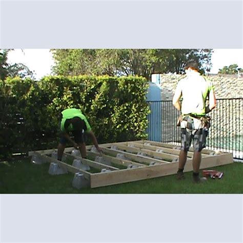 handi block decks