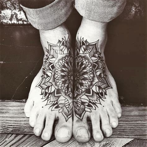 mandala tattoos vary greatly  style form  placement