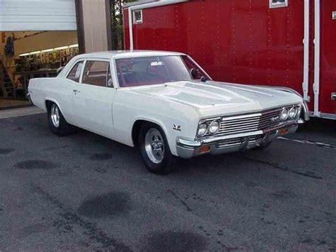 1966 Chevrolet Biscayne For Sale  Classiccarscom Cc347803