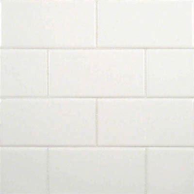 ms international subway 3 x 6 white glossy