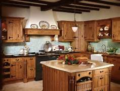 Rustic Kitchen Designs by The Design Center Rustic Italian Kitchens