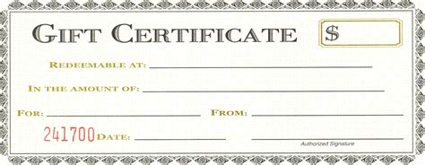 Automotive Gift Certificate Template by Gift Certificate Template Car Image Collections