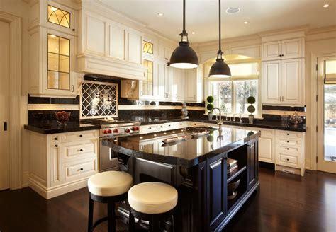 kitchen table and island combinations impressive black granite countertops look toronto