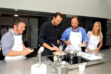 cours de cuisine cyril lignac première réussie pour la fête de la gastronomie hr infos