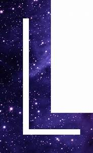 """""""The Letter L - Space"""" Stickers by Mike Gallard Redbubble"""
