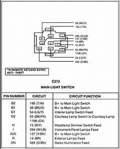Light Wiring Diagram For 1995 F150