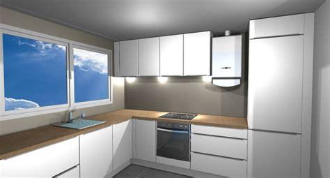 am駭ager une cuisine en l rénovation 3 implantations pour notre cuisine lalouandco