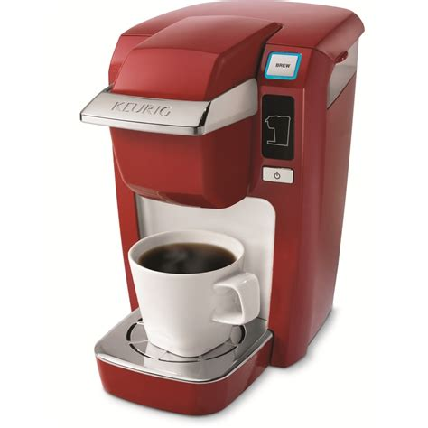 A keurig coffee maker adds style and elegance to any setting with appealing aesthetics, and much more. Keurig Red Single-Serve Coffee Maker at Lowes.com