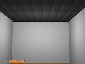Schallschutz Wohnung Wand : schallisolierung von wand decke mit schallabsorbern ~ Watch28wear.com Haus und Dekorationen