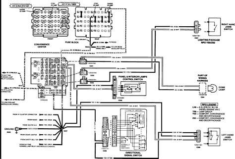 1988 1500 4x4 Chevy Fuse Box Diagram by Hino Brake Light Wiring Diagram Wiring Diagram