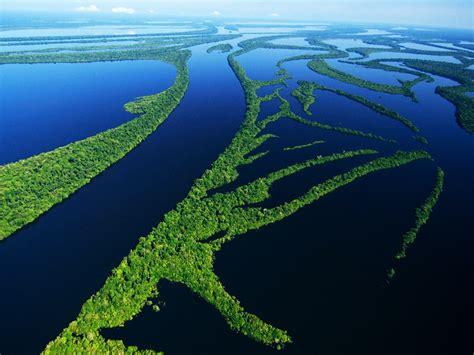 beautiful travel reka amazonka bestsennyy dar prirody