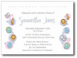 Words for baby shower invitation stopboris Images