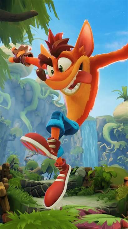 Crash Bandicoot Its 4k Wallpapers Ps5 Resolution