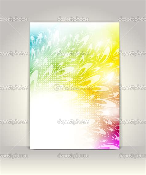 Colorful Brochure Templates by 6 Best Images Of Colorful Brochure Templates Colorful