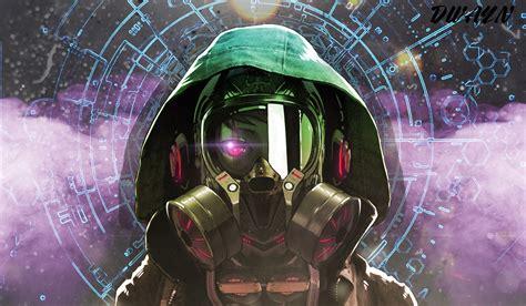Alpha Coders Wallpaper Anime - gaz mask computer wallpapers desktop backgrounds