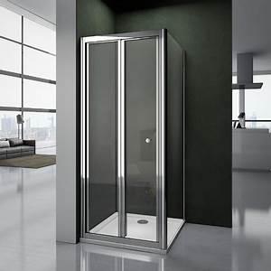 Porte De Douche Pliante : porte de douche pliante aica cabine de douche ~ Melissatoandfro.com Idées de Décoration