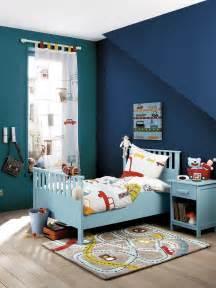 chambre bleu garcon la chambre de lenny