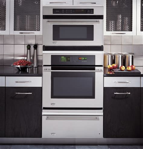 ge monogram  built  single wall oven  trivection technology zetshss ge appliances