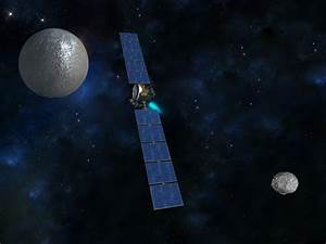 Dawn arrives for the first exploration of a dwarf planet ...