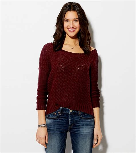 eagle sweater ae chunky sweater eagle outfitters